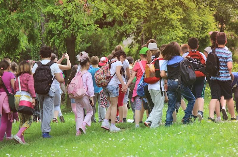 Organisation d'un voyage de classe
